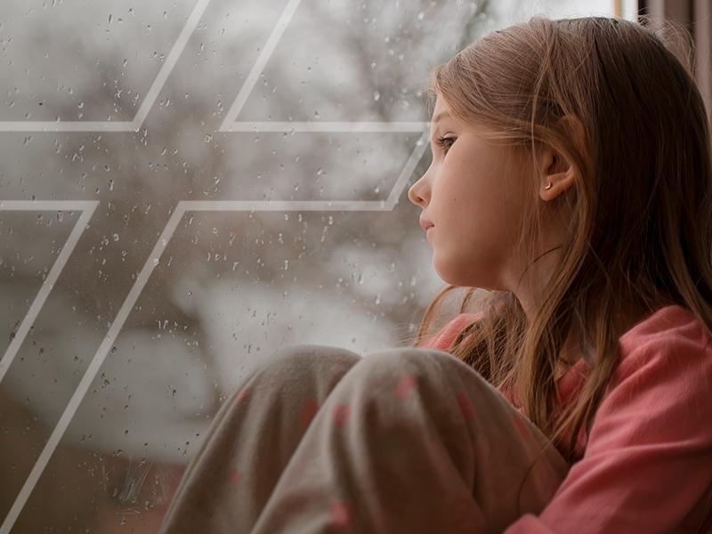 Como trabalhar o luto pela perda dos pais na infância